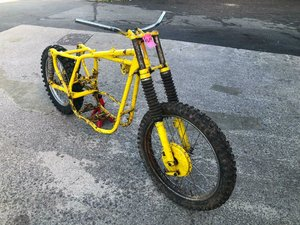BSA B31 ROLLING CHASSIS IDEAL FOR GOLD STAR PROJECT