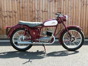 1958 BSA Bantam 175cc D5
