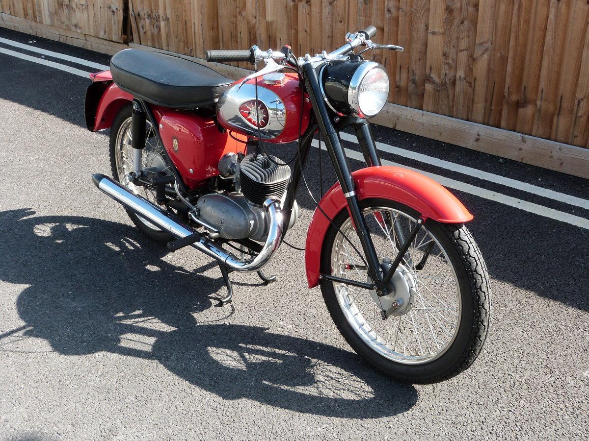 1965 BSA Bantam 175cc D7 SOLD by Auction (picture 2 of 5)
