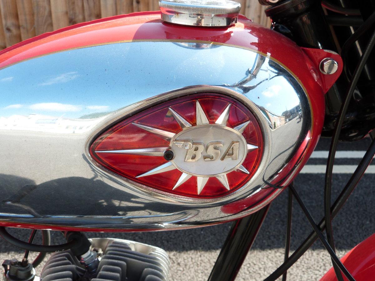 1965 BSA Bantam 175cc D7 SOLD by Auction (picture 5 of 5)