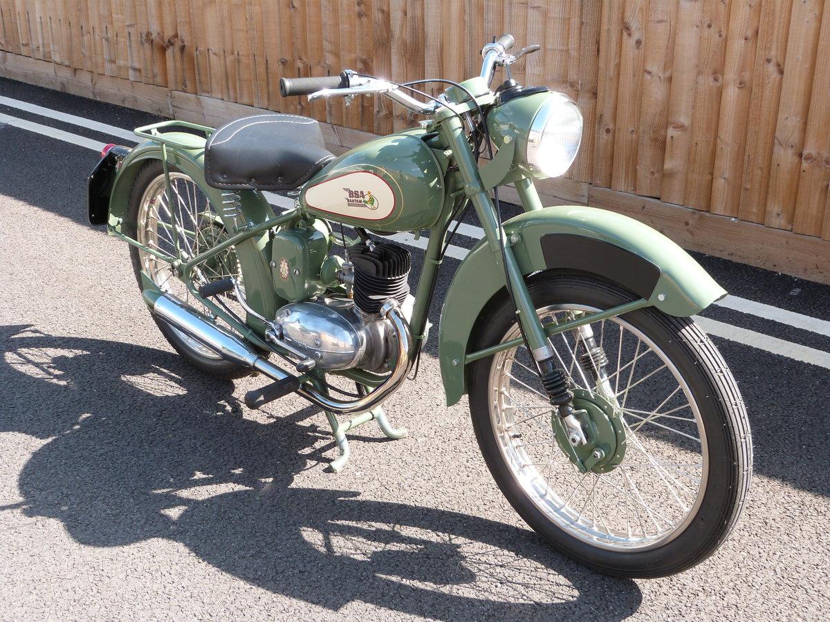 1948 Bantam 125cc D1 Rigid SOLD by Auction (picture 2 of 6)