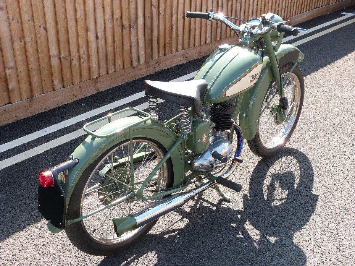 1948 Bantam 125cc D1 Rigid SOLD by Auction (picture 3 of 6)