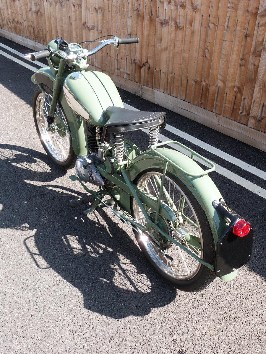 1948 Bantam 125cc D1 Rigid SOLD by Auction (picture 5 of 6)