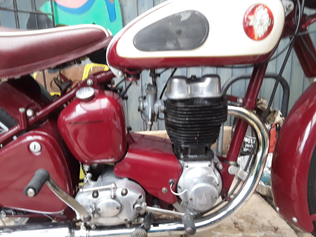 1955 Bsa C11G SOLD (picture 2 of 6)