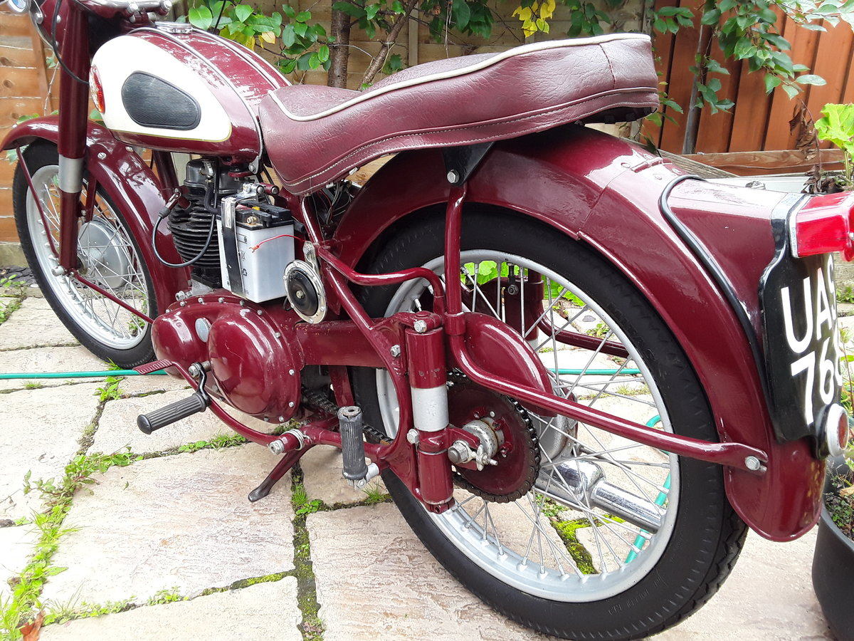 1955 Bsa C11G SOLD (picture 3 of 6)