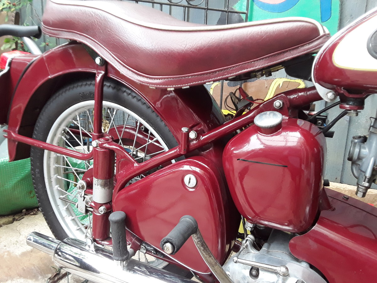 1955 Bsa C11G SOLD (picture 4 of 6)