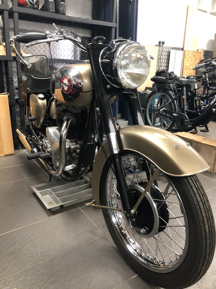 1959 BSA Gold Flash For Sale (picture 2 of 2)