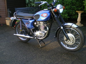 BSA B25, Starfire 250cc, 1969, in Beautiful Condition!!