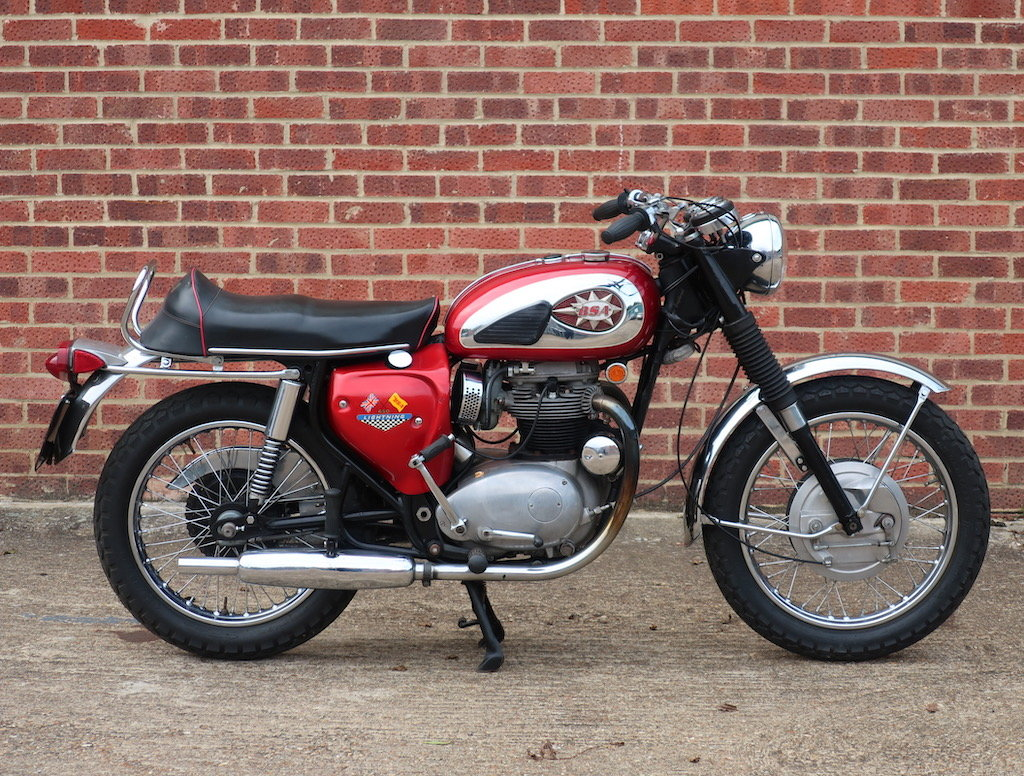 1968 BSA Lightning For Sale (picture 1 of 6)