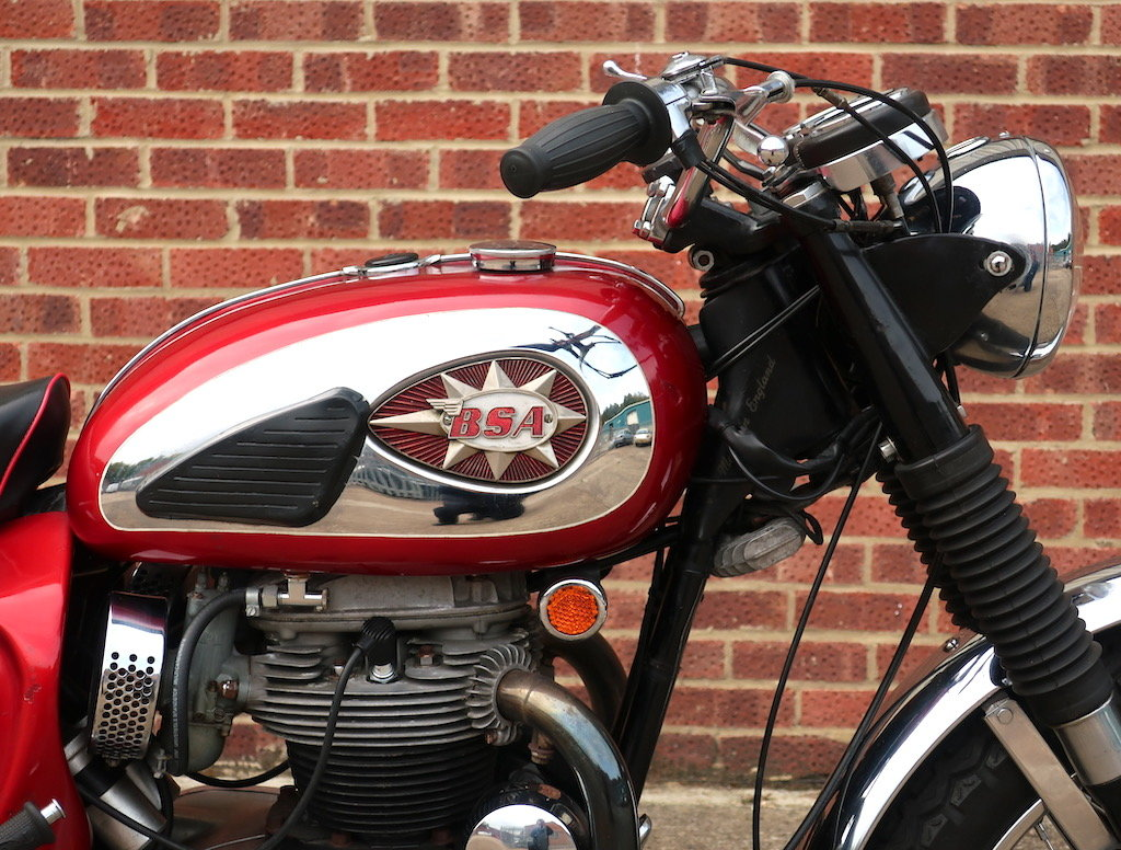 1968 BSA Lightning For Sale (picture 2 of 6)