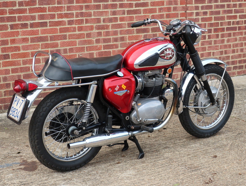 1968 BSA Lightning For Sale (picture 4 of 6)