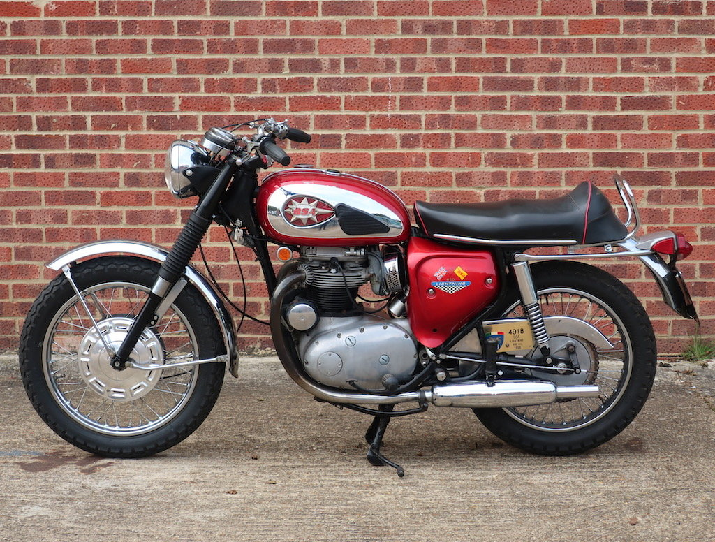 1968 BSA Lightning For Sale (picture 5 of 6)