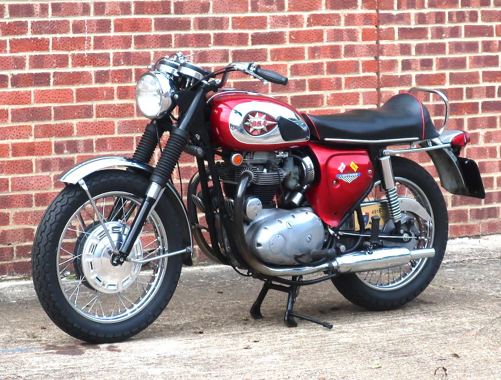 1968 BSA Lightning For Sale (picture 6 of 6)