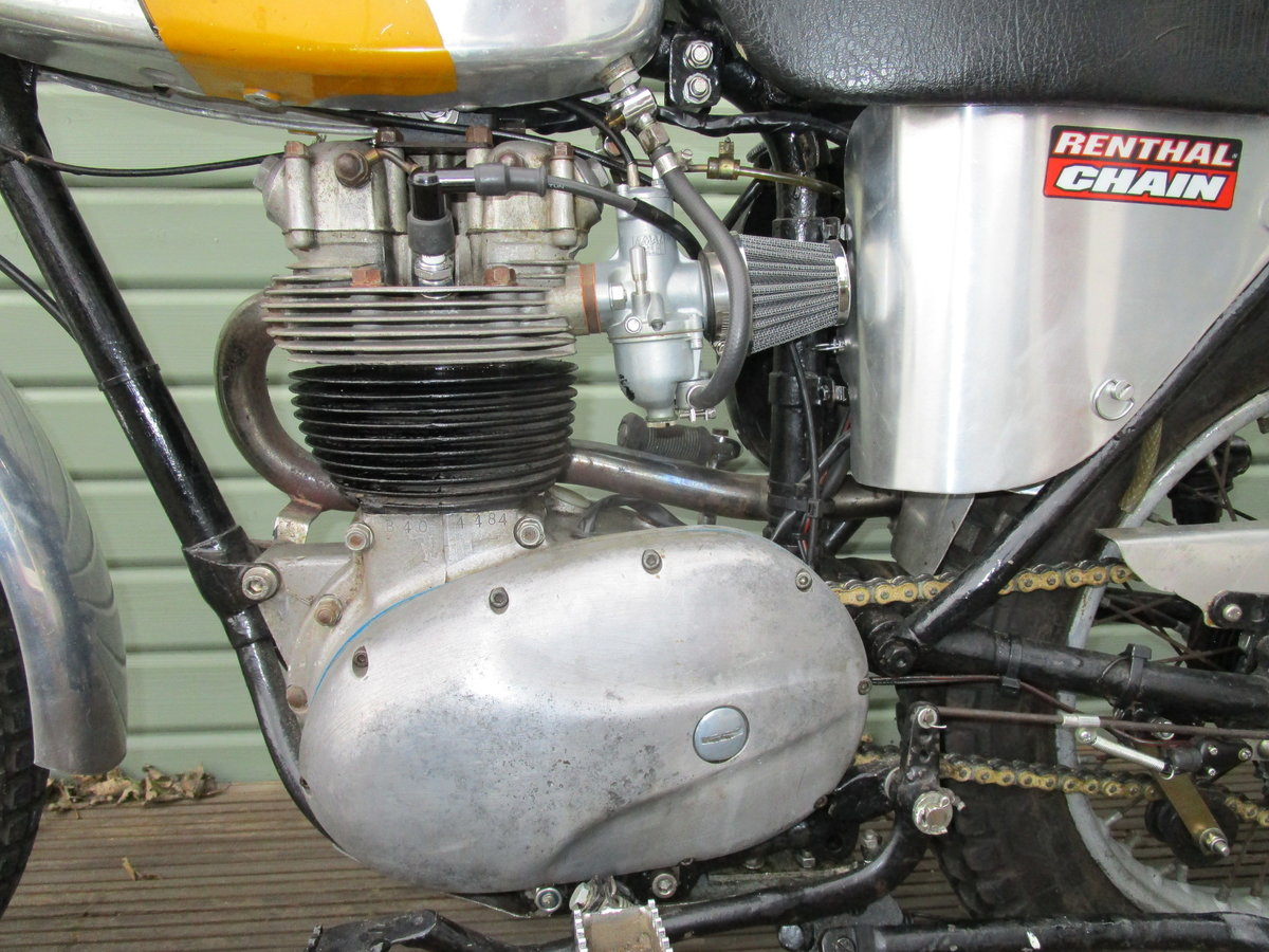 1962 BSA B40 GREEN LANE ROAD REGISTERED 350cc For Sale (picture 5 of 6)