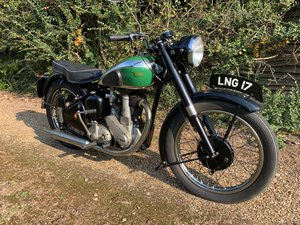 1950 BSA B31 For sale @ EAMA Classic and Retro Auction 14/11