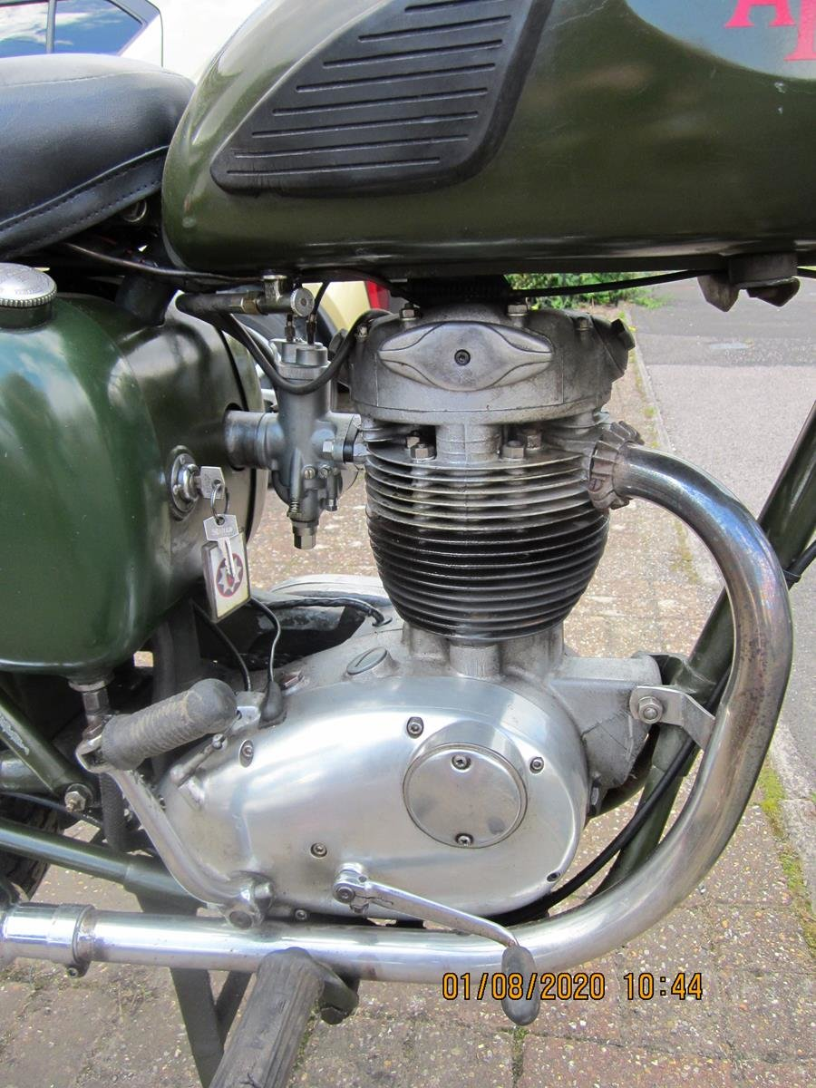 Lot 124 - A 1967 BSA B40 AFS - 28/10/2020 SOLD by Auction (picture 3 of 6)