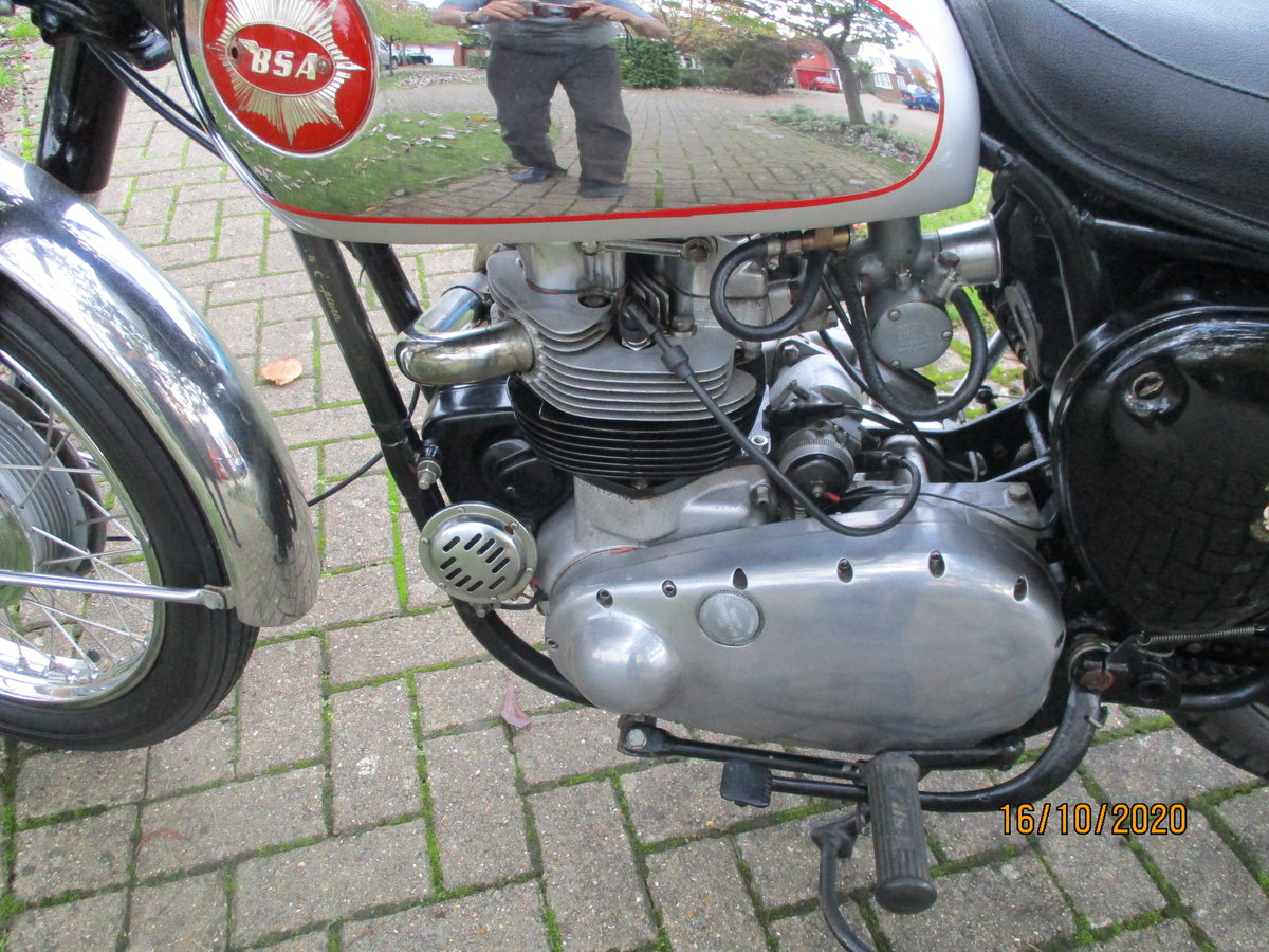 1959 BSA Rocket Gold Star Replica ( A7ss 500)  For Sale (picture 1 of 6)