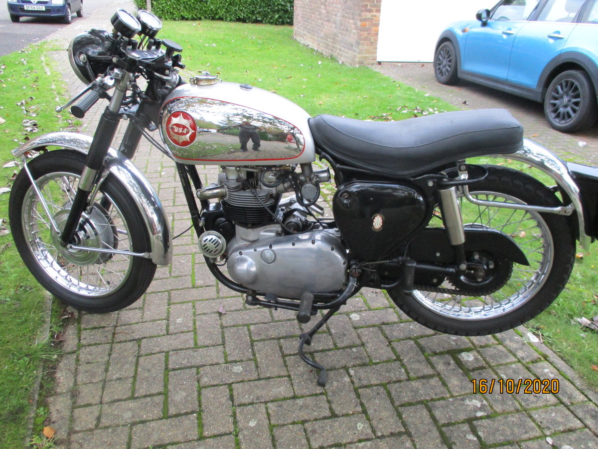 1959 BSA Rocket Gold Star Replica ( A7ss 500)  For Sale (picture 3 of 6)