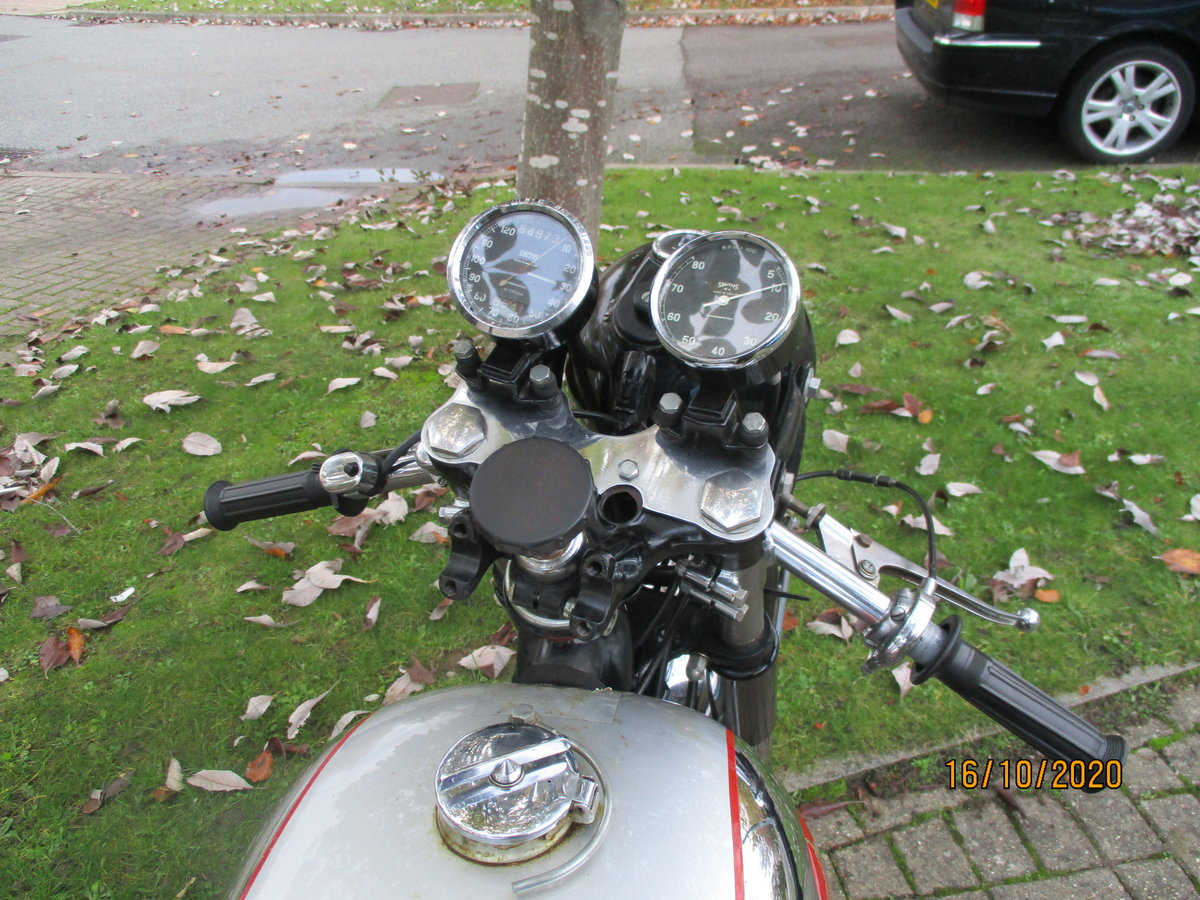 1959 BSA Rocket Gold Star Replica ( A7ss 500)  For Sale (picture 6 of 6)