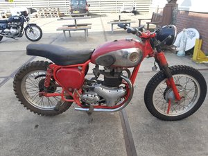 Picture of BSA A7 1955 project