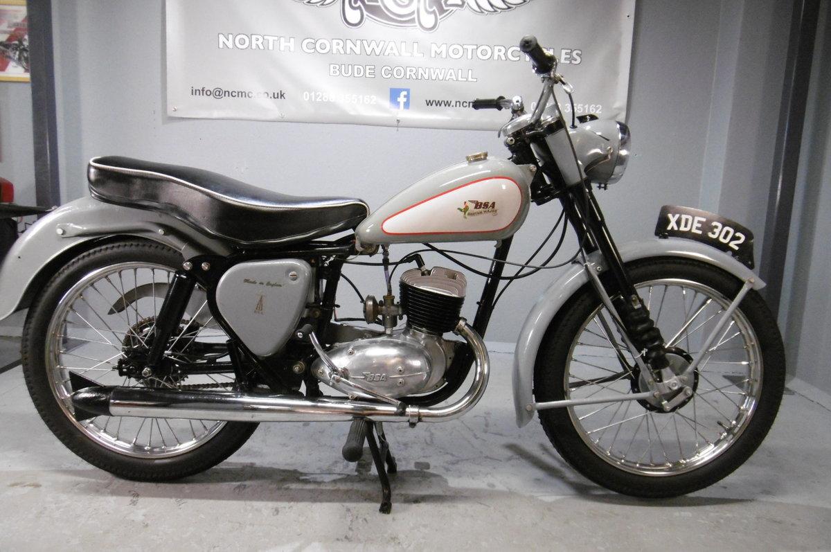 1956 Bantam D3 Major Restored  For Sale (picture 1 of 6)