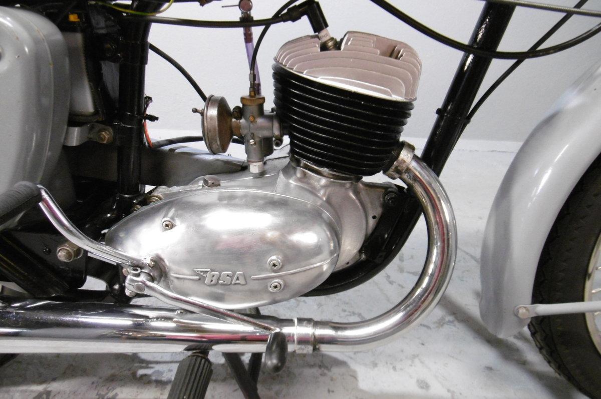 1956 Bantam D3 Major Restored  For Sale (picture 3 of 6)