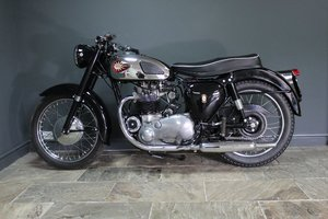 1961 BSA A10 R Super Rocket Canadian Spec