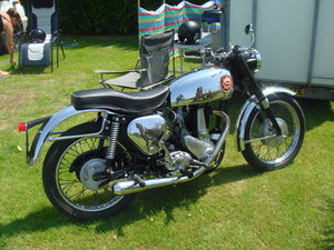 Picture of 1959 BSA Goldstar replica B33 500