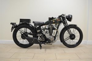 Picture of 1933 BSA B-2