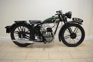 Picture of 1934 BSA B1 250