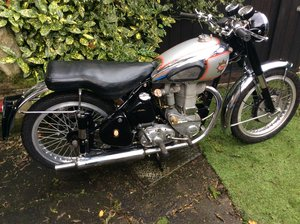 Picture of A 1950 BSA ZB 32 Gold Star - 11/11/2020 SOLD by Auction