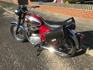 Picture of A 1965 BSA A 65 T 650cc Twin- 11/11/2020 SOLD by Auction