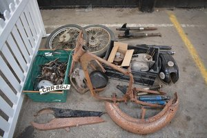 Picture of 1970 BSA Bantam 175 D14/4 For Sale by Auction