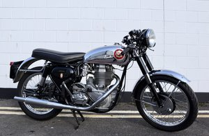 Picture of 1959 BSA DB32 Gold Star Clubman 350cc - Restored