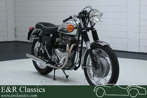 Picture of 1957 BSA A10 Road rocket look