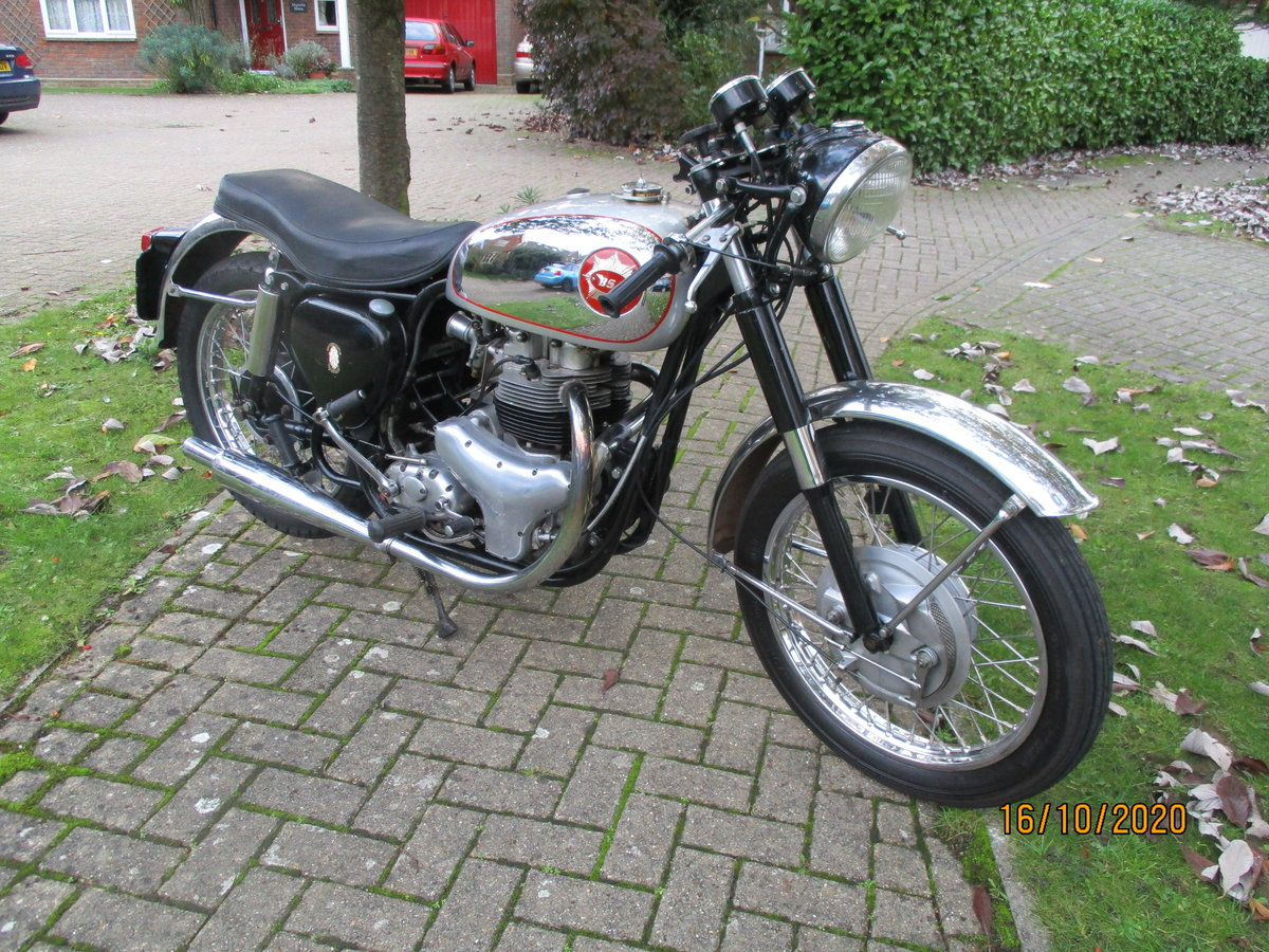 1959 BSA Rocket Gold Star Replica ( A7ss 500)  For Sale (picture 4 of 6)