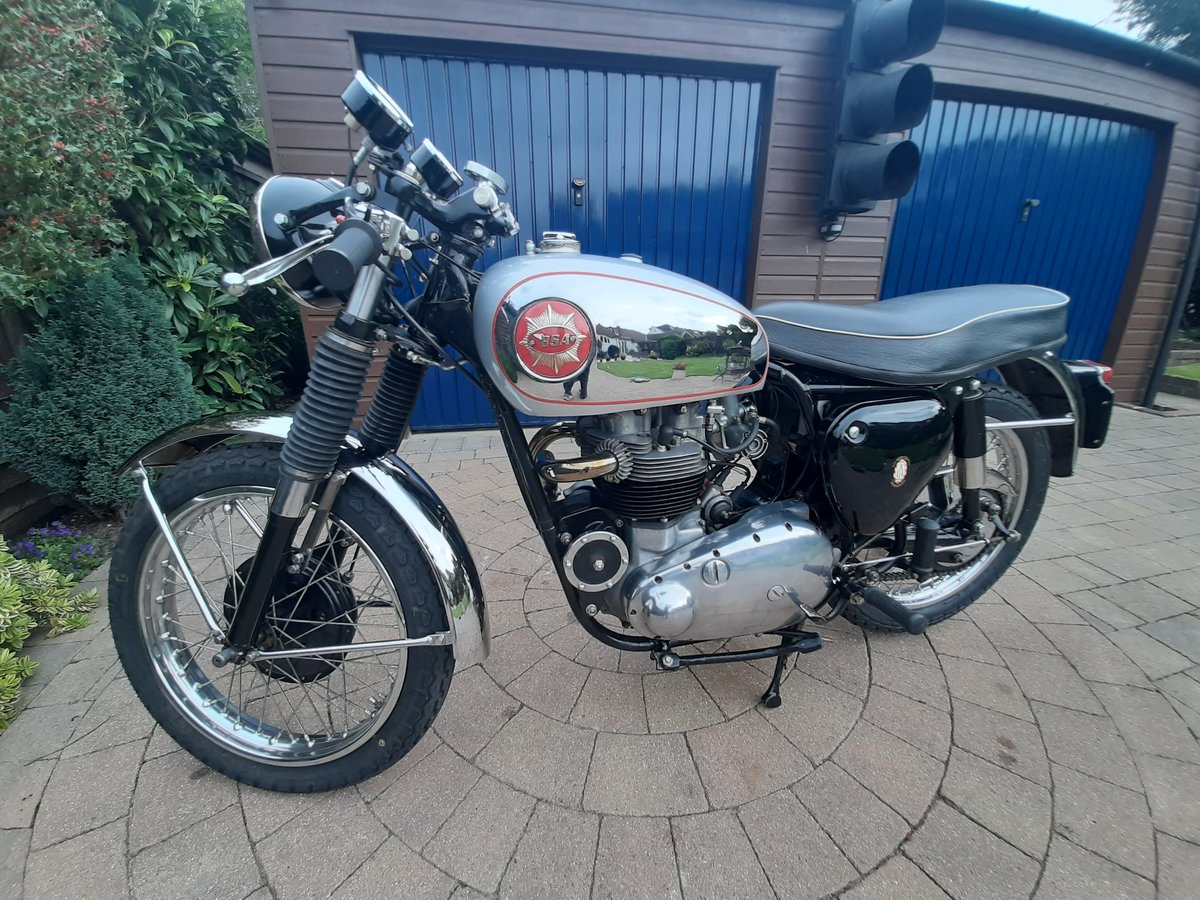 1956 BSA Rocket Gold Star (replica)  For Sale (picture 1 of 6)