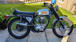 Picture of 1970 BSA B44 Victor Special, 441 cc.