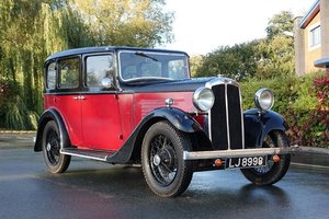 Picture of 1934 BSA 10hp Saloon