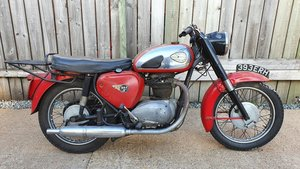 Picture of 1962 BSA A65 Star Twin, 650 cc.