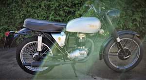 Picture of 1967 BSA B40, 350cc.