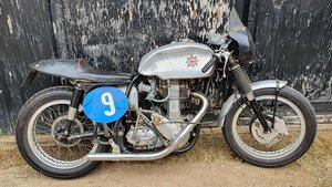 Picture of 1957 BSA Gold Star CB 32, 350cc.