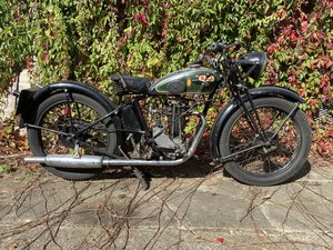 Picture of 1934 BSA B2