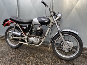 Picture of 1970 BSA 250 VICTOR GOLD STAR TRAIL BLAZER SS T25SS B25 For Sale