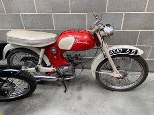 Picture of 1964 BSA Beagle for sale at EAMA Auction 14/11