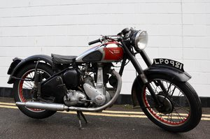 Picture of 1950  BSA B33 Plunger 500cc - In Great All Original Condition