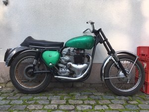 Picture of 1959 BSA A10 Road / Super Rocket project