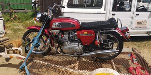 Picture of 1969 BSA ROCKET 3