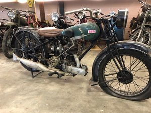 Picture of BSA S30-18 500 CC 1930