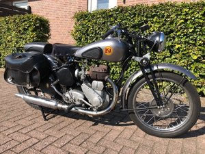 Picture of BSA KM20 1939